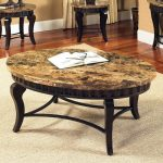 Custom Round Marble Coffee Table