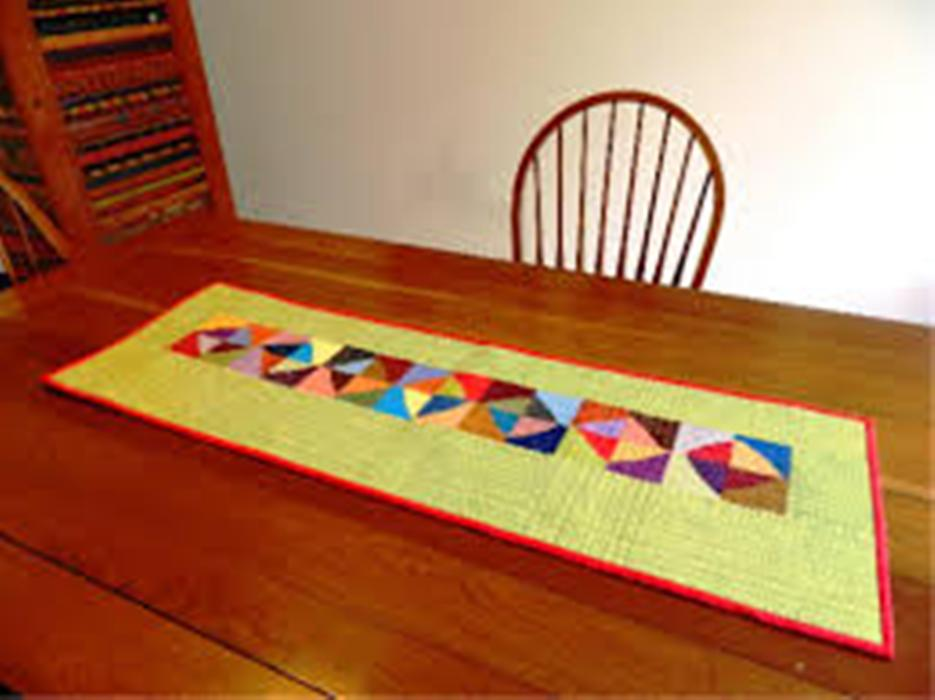 Picture of: Designer Contemporary Table Runners