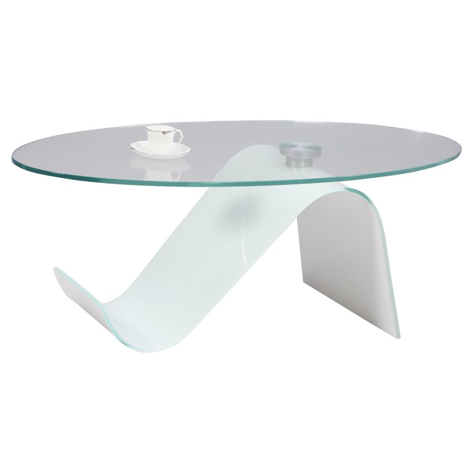 Picture of: Glass Contemporary Cocktail Tables