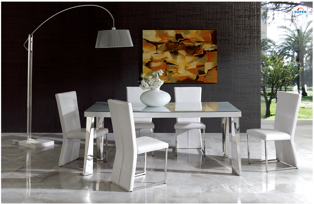 Picture of: Minimalist and Contemporary Dining Table Sets
