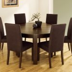 Perfect Contemporary Dining Table Set