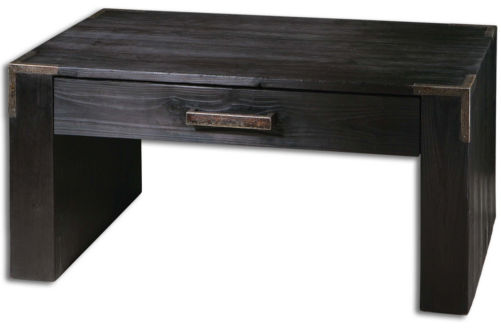 Rectangle Coffee Table With Stools