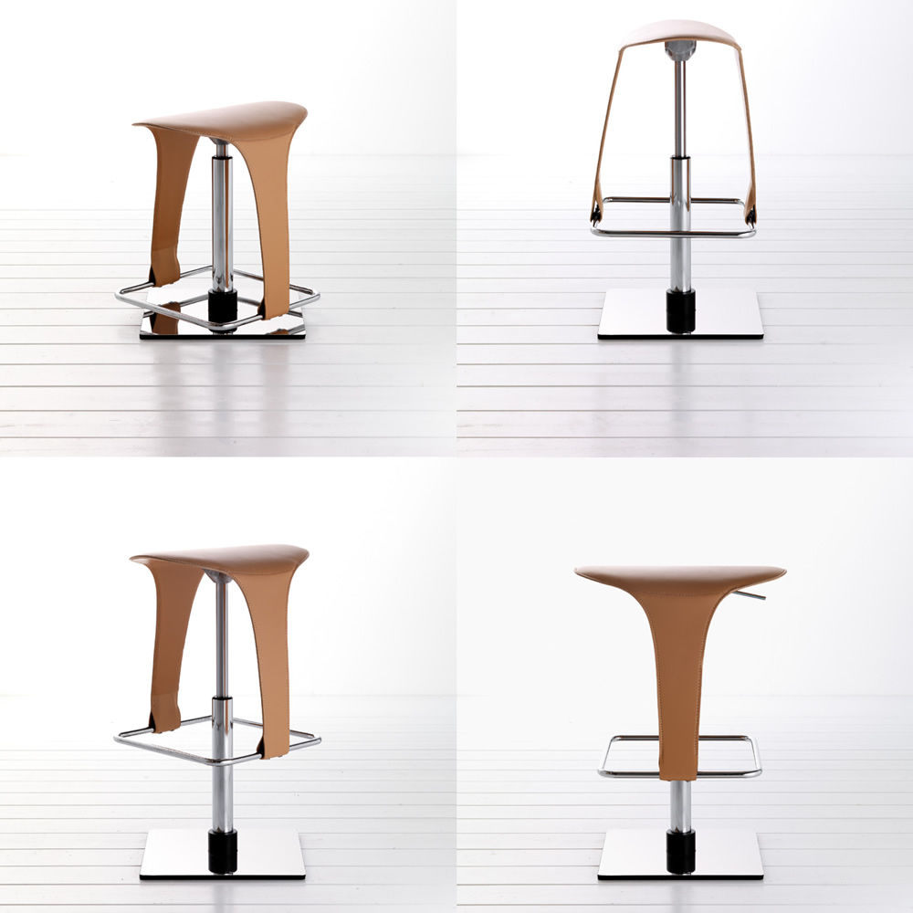 Picture of: Adjustable Bar Stool  Image