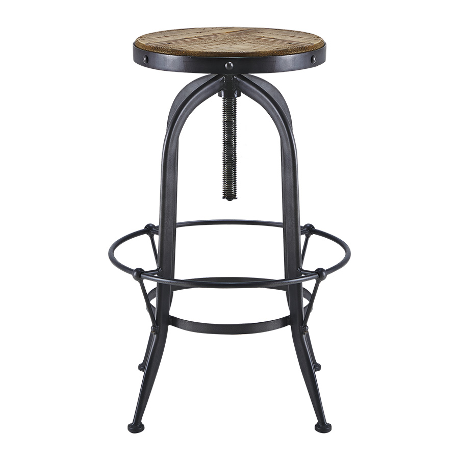 Picture of: Adjustable Bar Stool Model