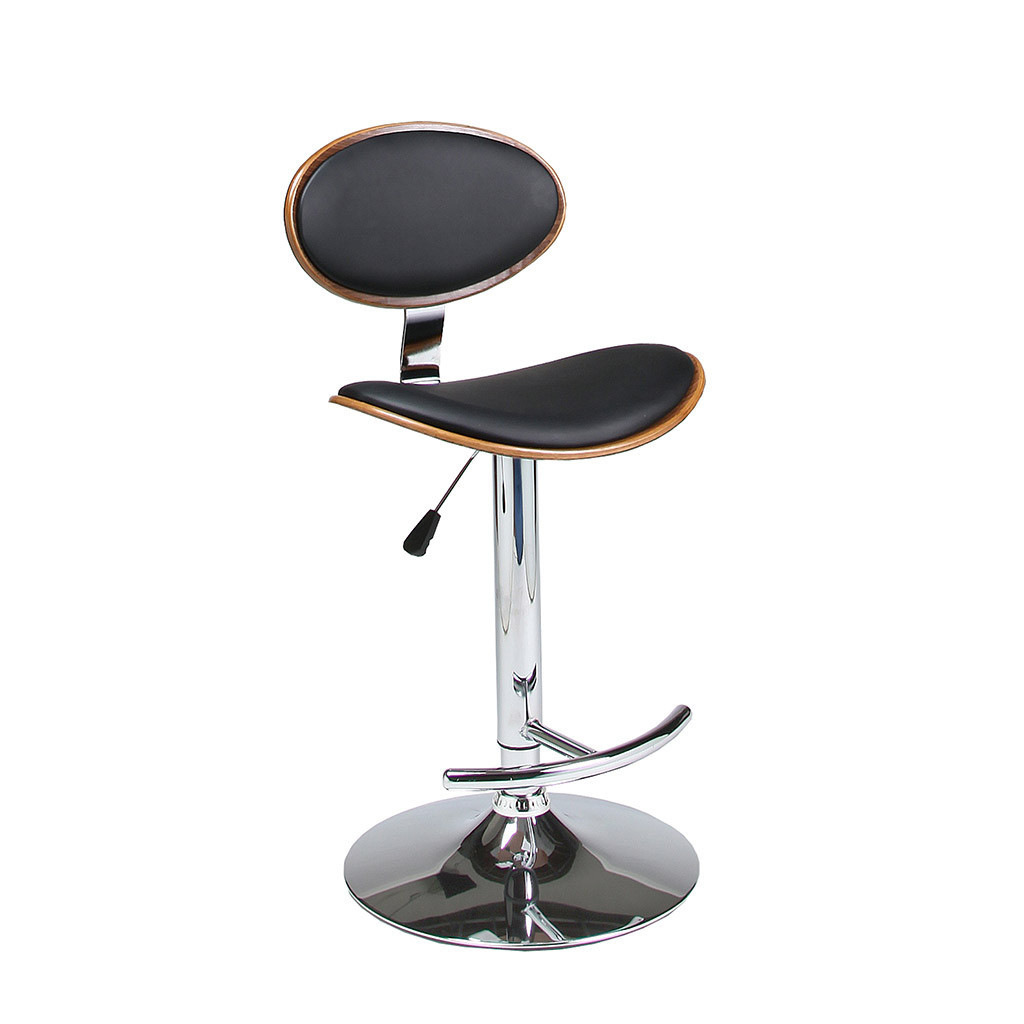 Picture of: Adjustable Bar Stool  Photo