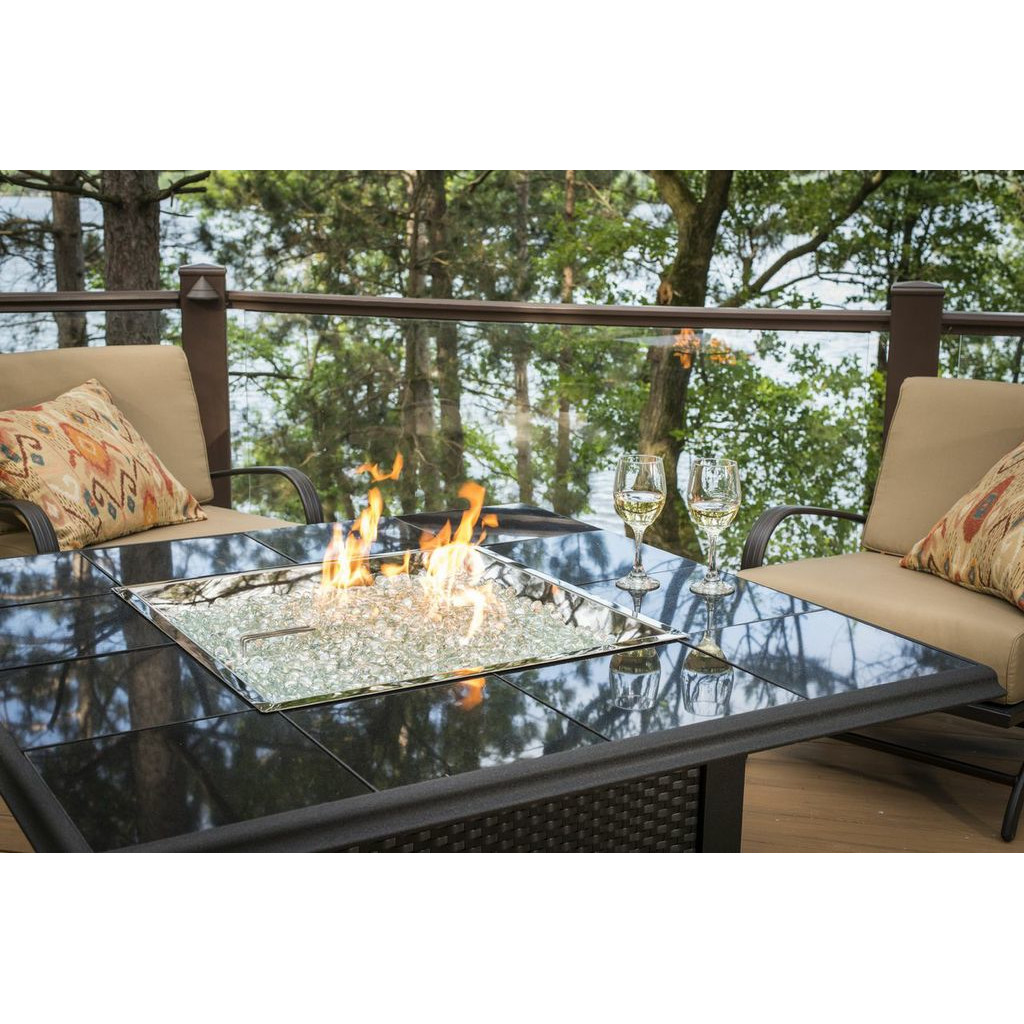 Amazing Table with Fire Pit