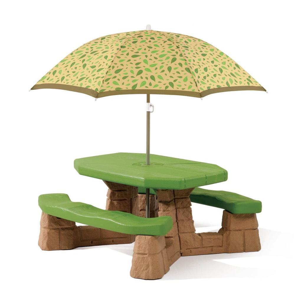Picture of: Best Picnic Table with Umbrella