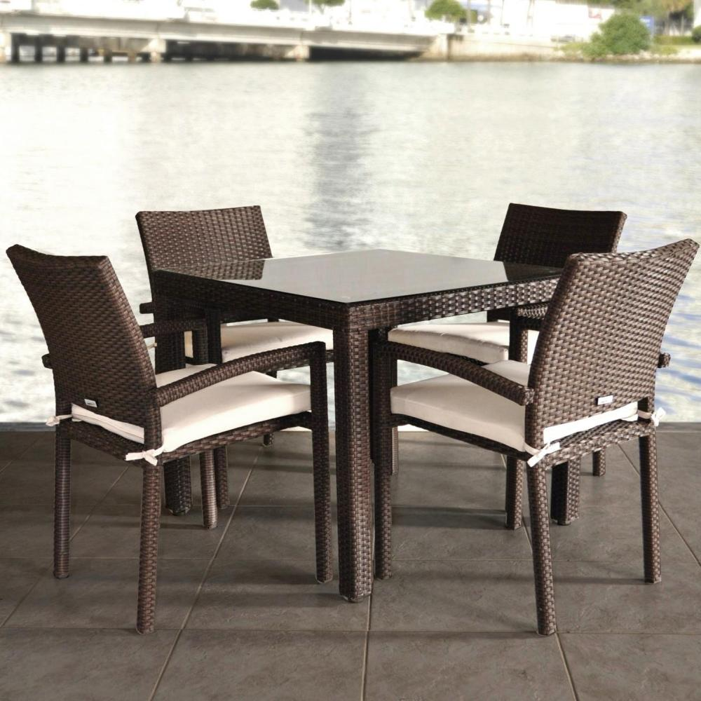 Best Wicker Patio Dining Table