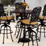 Bistro Patio Tables And Chairs For Hotel