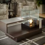 Excellent Firepit Coffee Table