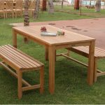 Extendable Patio Dining Table Photo