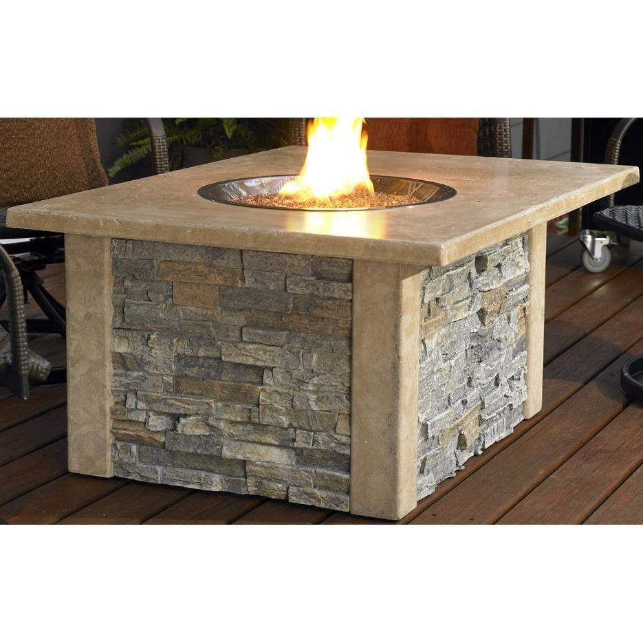 Picture of: Firepit Coffee Table Model
