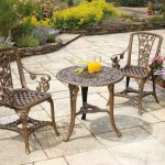 Folding Bistro Patio Table And Chair