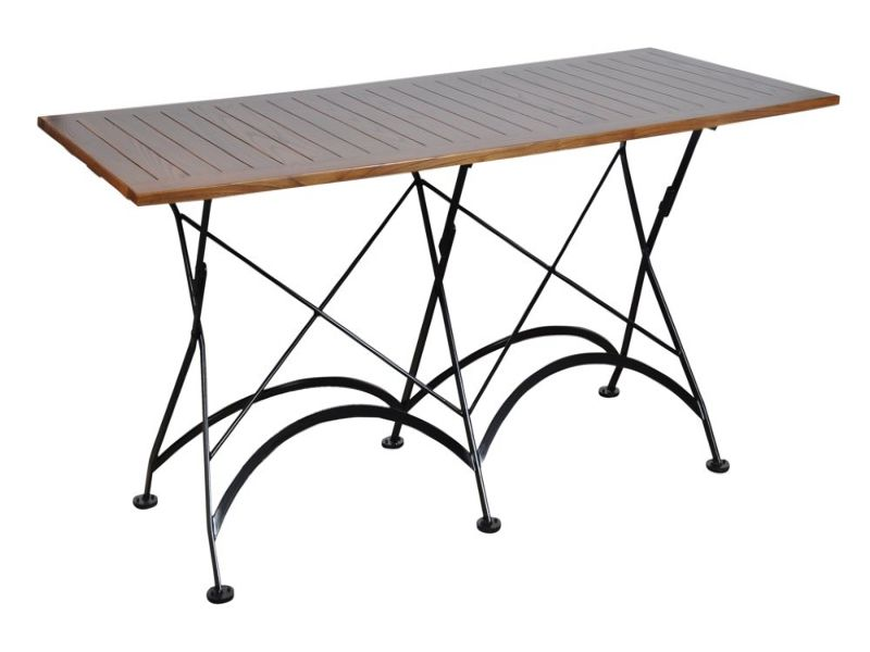Picture of: Folding Patio Dining Table Modern