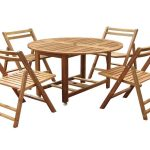 Folding Patio Dining Table Sets