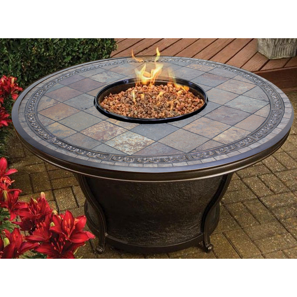 Picture of: Good Firepit Coffee Table