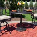 Ideas Bar Height Patio Table Set