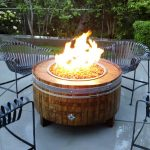 Ideas Diy Fire Pit Table Material