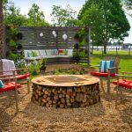 Ideas Diy Fire Pit Table Round