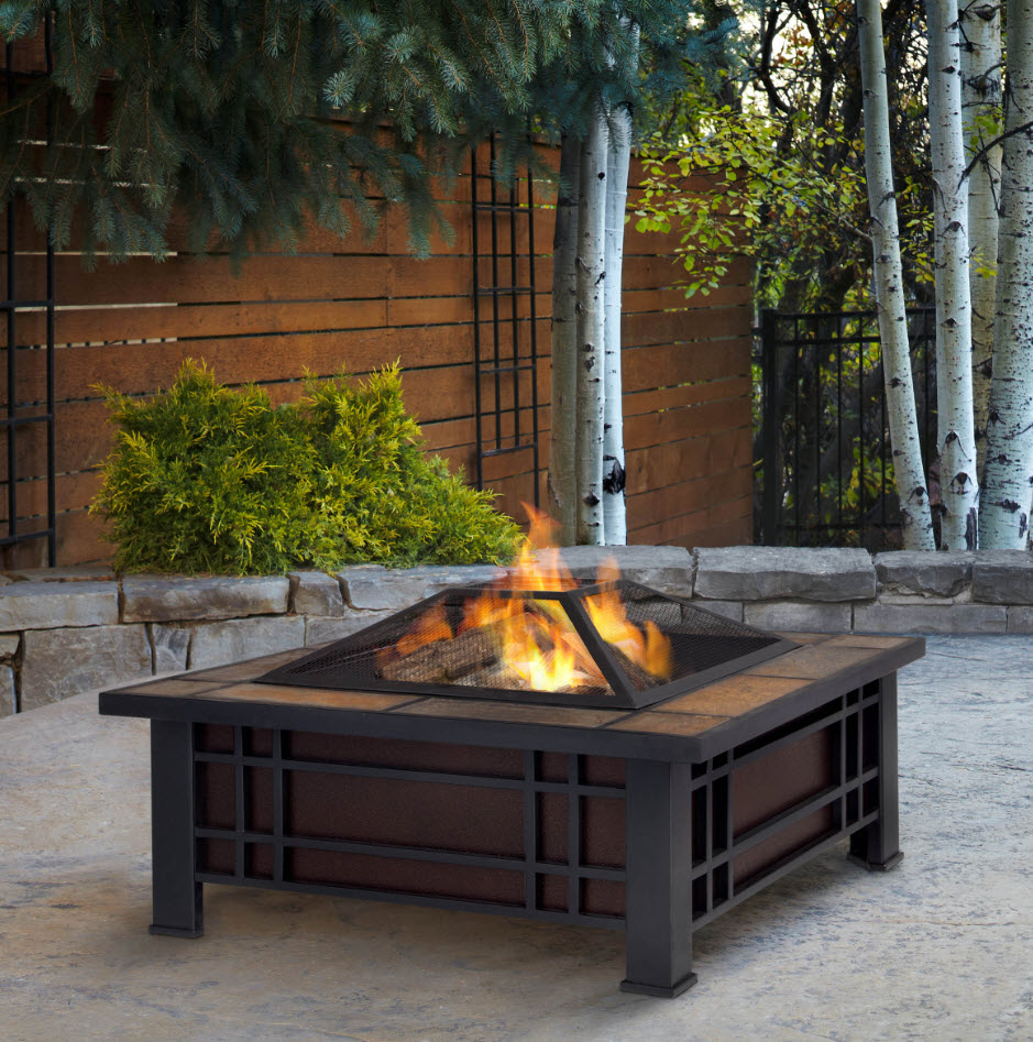 Picture of: Images of Portable Outdoor Fireplace