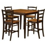 Latest Patio Bar Height Table And Chairs