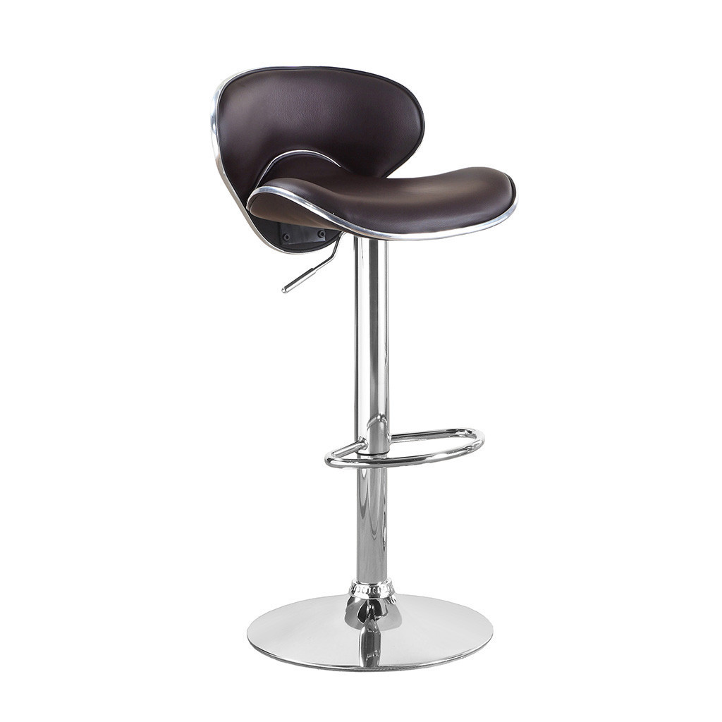 Picture of: Luxury Adjustable Bar Stool