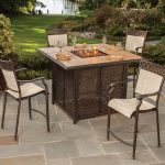 Nice Firepit Dining Table
