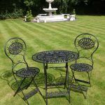 Outdoor Bistro Table And Chairs Garden