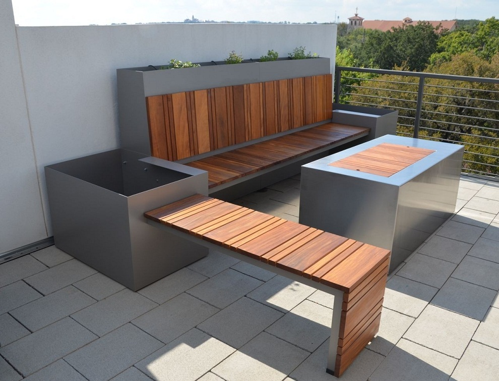 Picture of: Outdoor Patio Coffee Table Designs