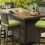 Outdoor Table With Firepit Ideas