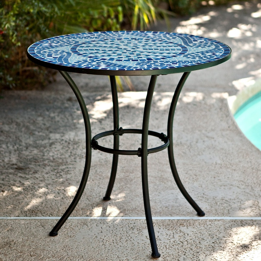 Picture of: Patio Bistro Table Color