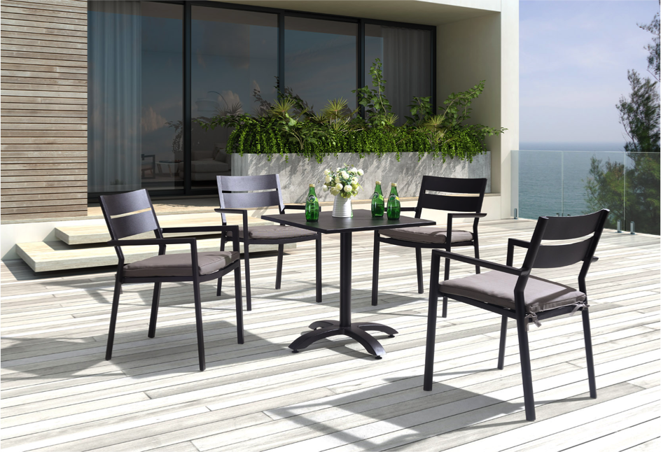 Picture of: Patio Bistro Table Modern