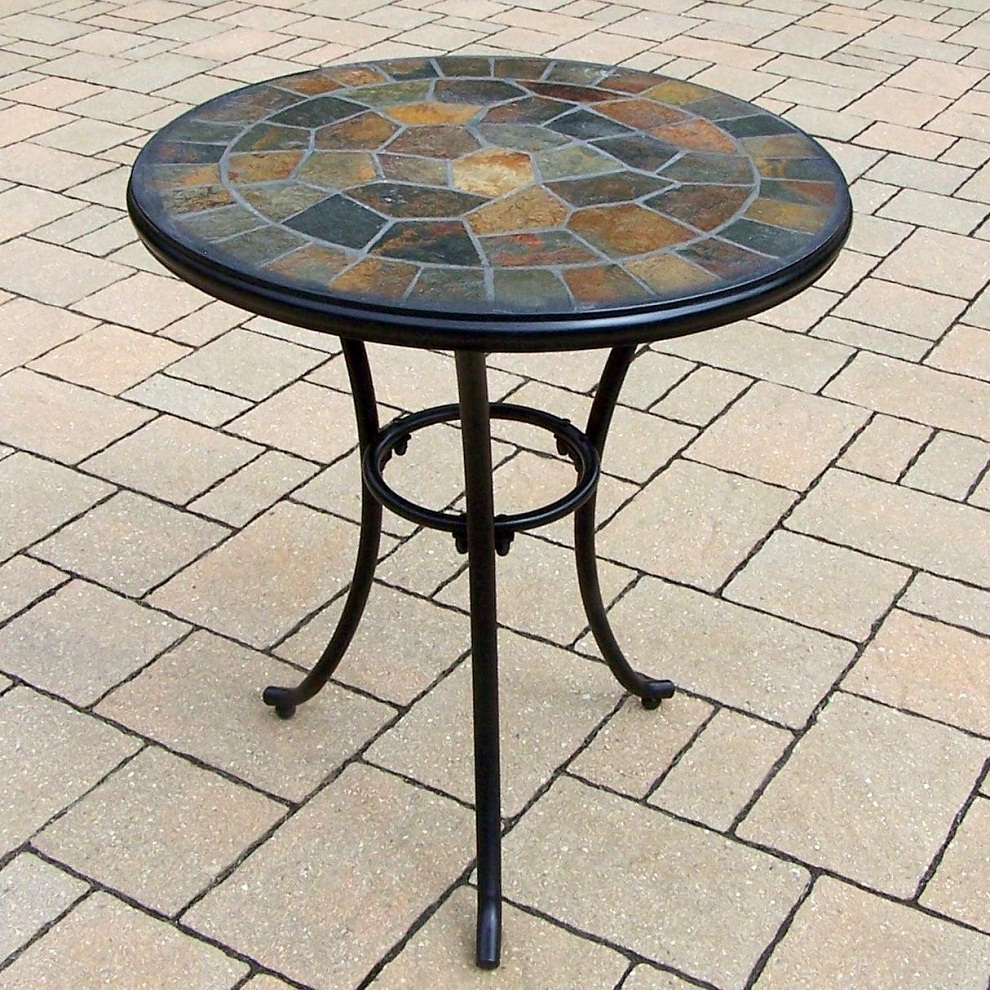 Picture of: Patio Bistro Table Round