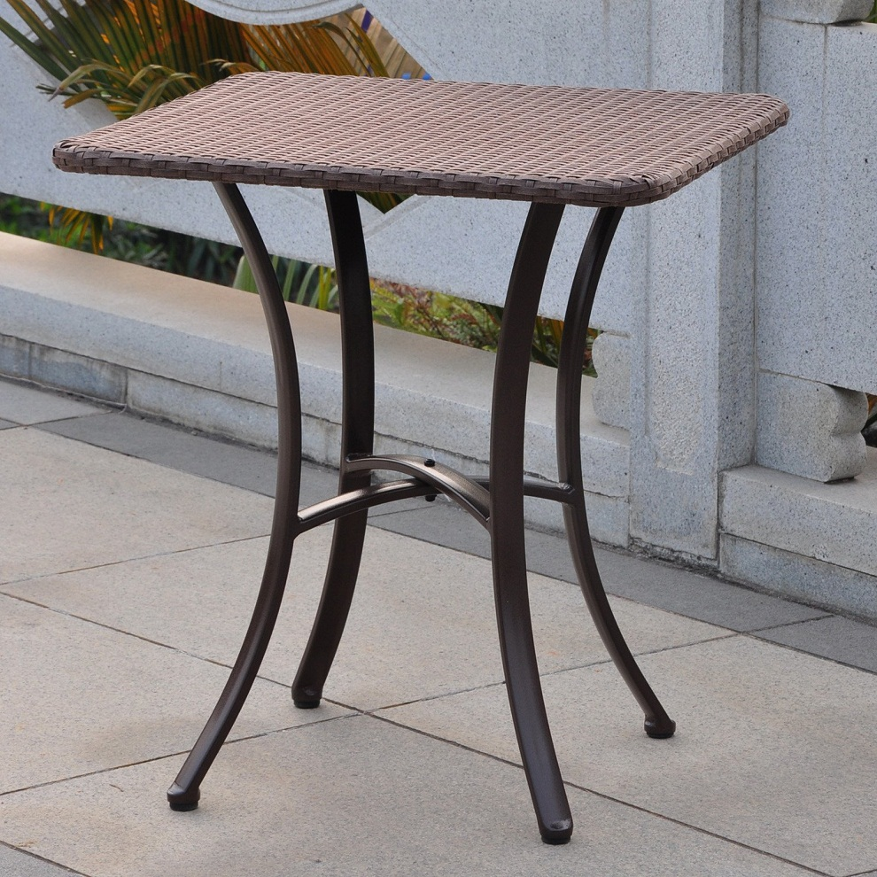 Picture of: Patio Bistro Table Shapes