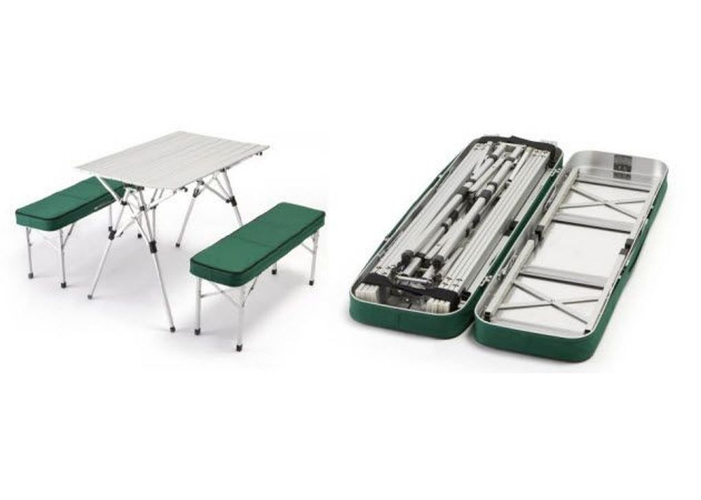 Image of: Portable Picnic Table Plans