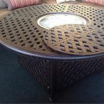 Propane Firepit Table Type