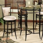 Small Patio Bar Height Table And Chairs