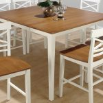 Square Patio Dining Table Wood