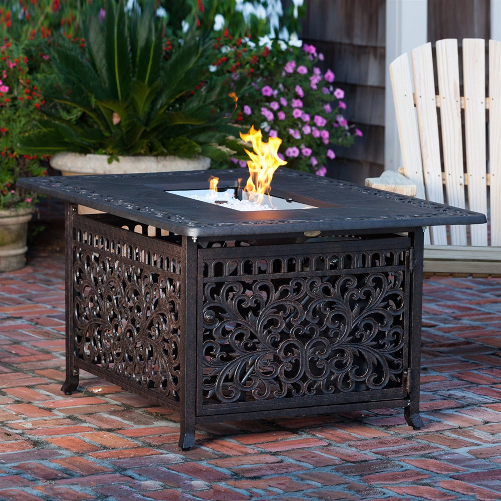 Picture of: Table Top Firepit Image