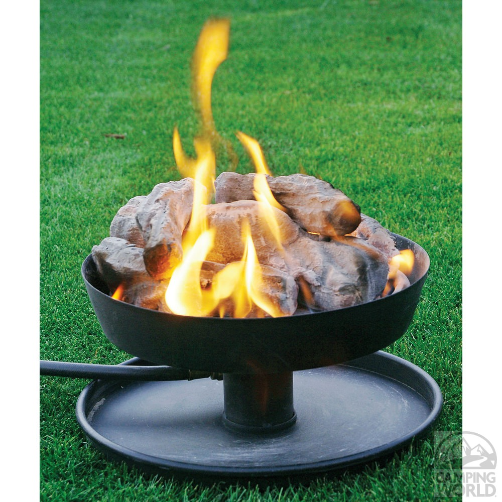 Picture of: Top Portable Outdoor Fireplace