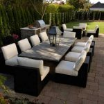 White Patio Dining Table Plans