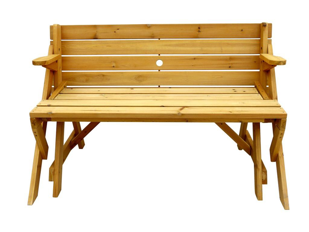 Picture of: Wooden Folding Picnic Table