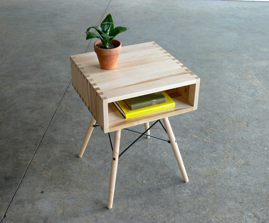 Image of: Cute Mid Century Modern End Tables