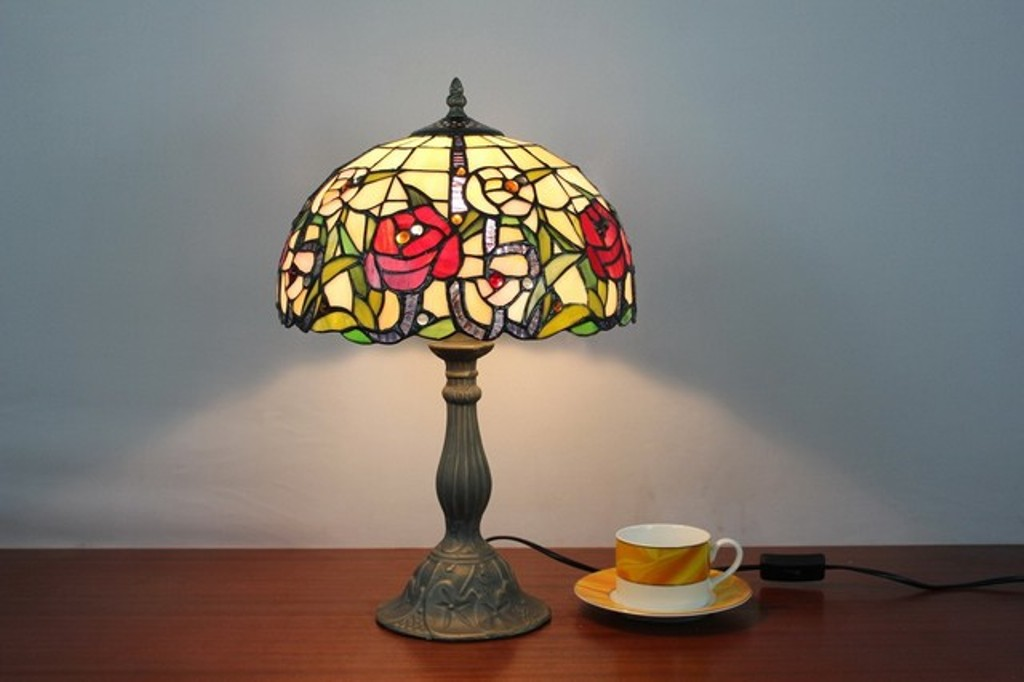 Image of: Dale Tiffany Table Lamps 14×20