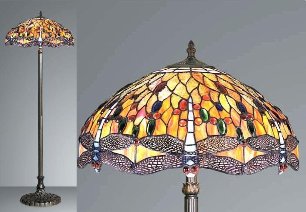 Image of: Dale Tiffany Table Lamps Clearance