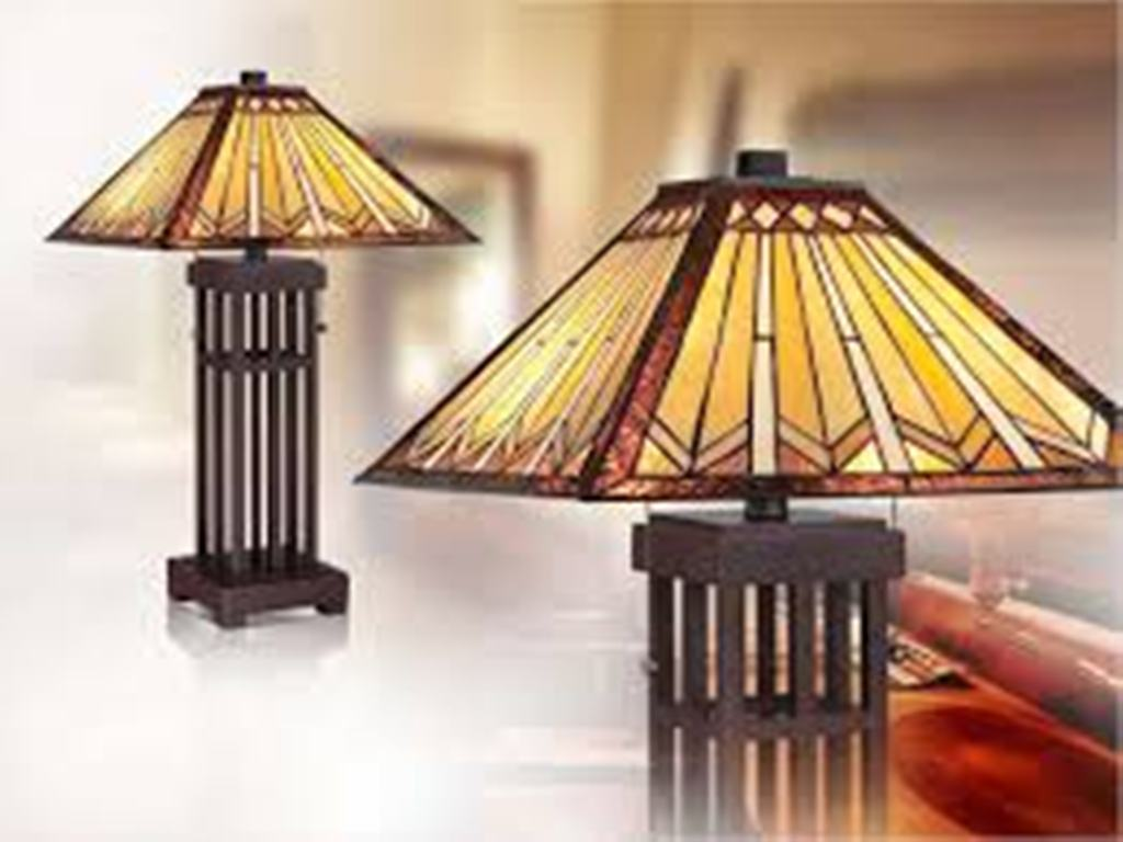 Image of: Dale Tiffany Table Lamps Outlet