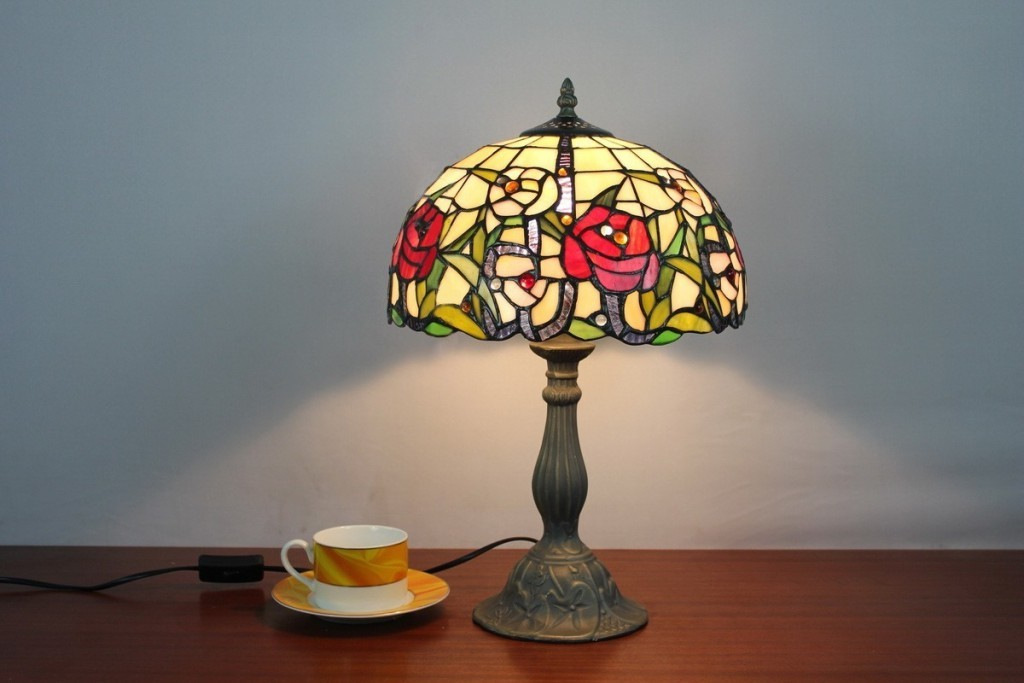 Image of: Dale Tiffany Table Lamps Plan