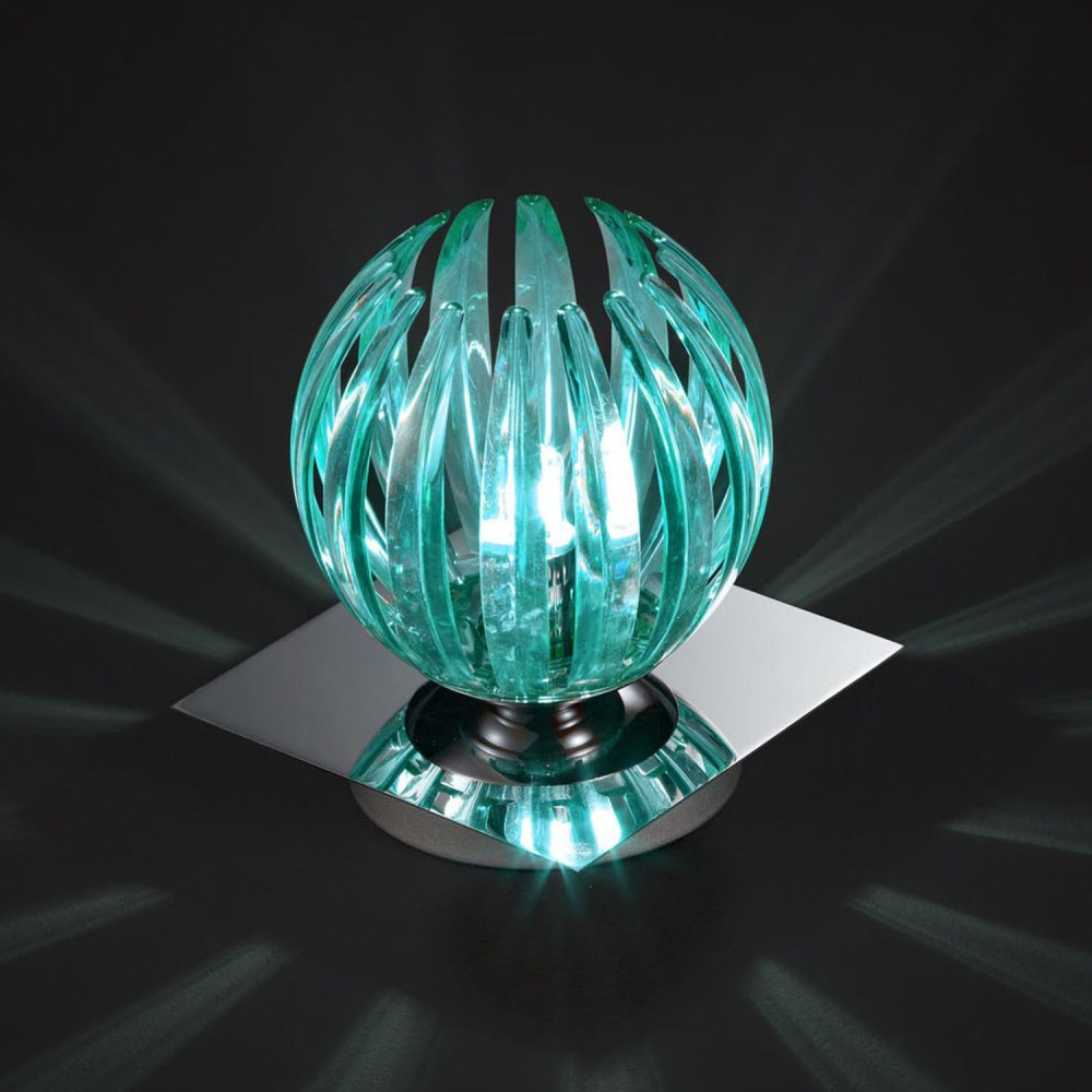 Image of: Great Turquoise Table Lamp