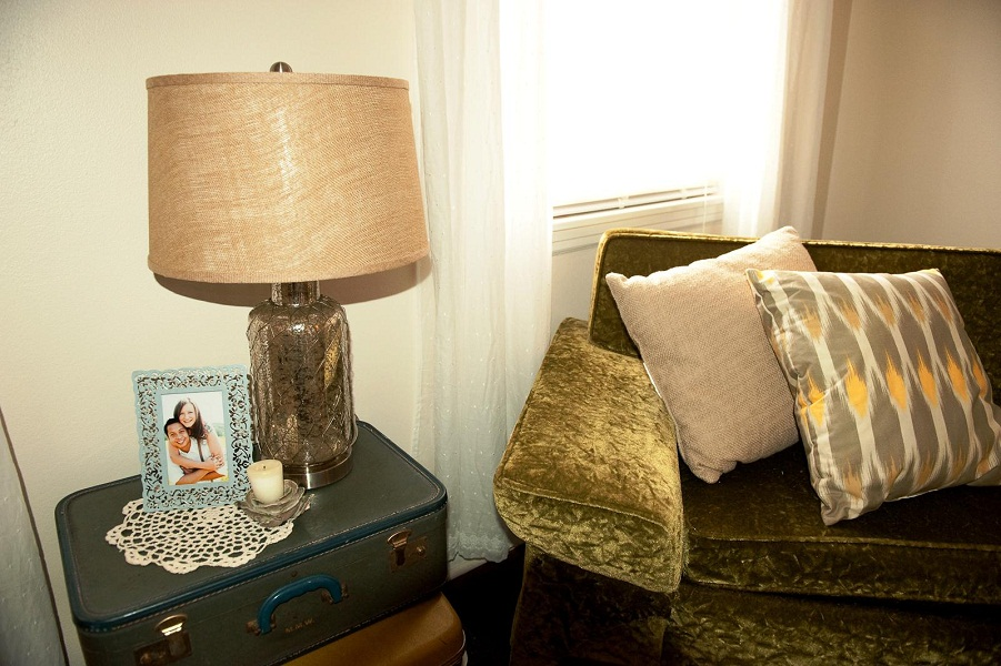 Image of: Mercury Table Lamp Collection