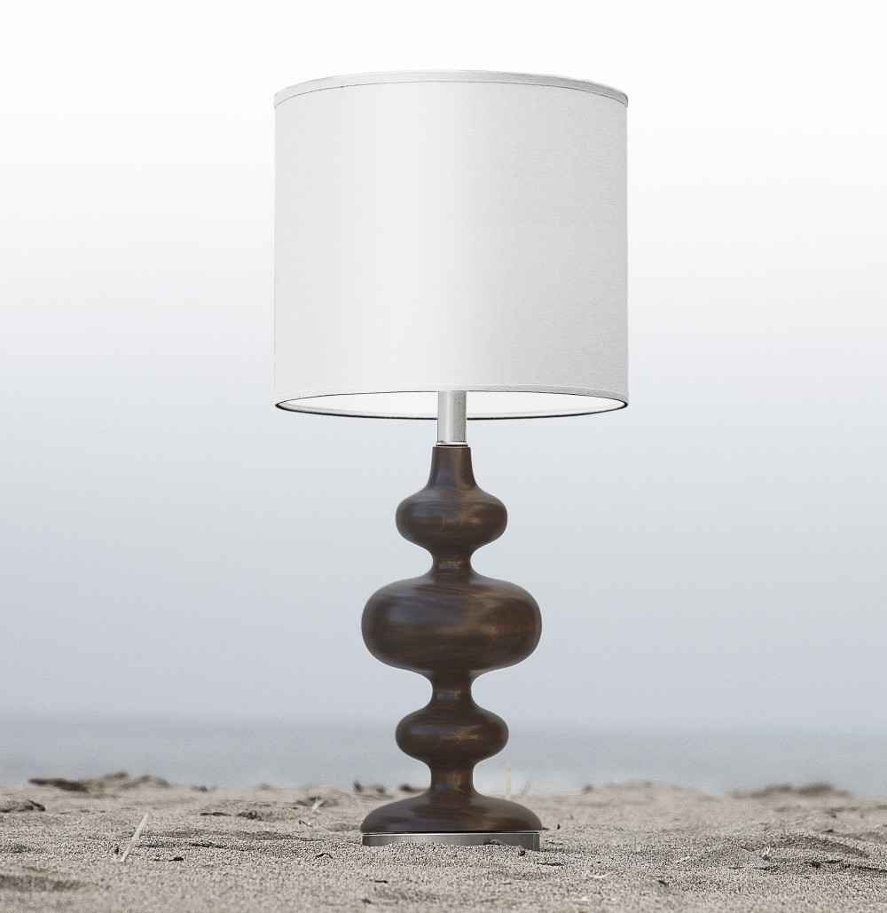 Image of: New Turquoise Table Lamp